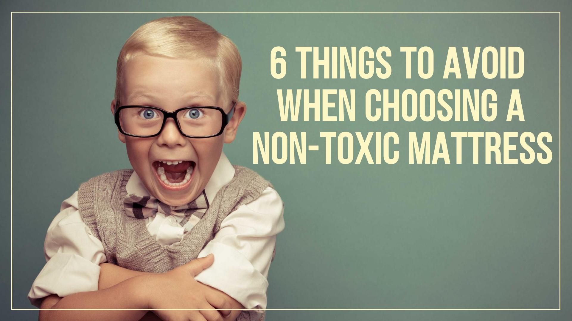non-toxic mattress
