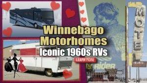 winnebago motorhomes